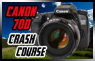 Canon 70D Training Tutorial Video Course