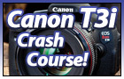 Canon T3i Crash Course Training Video