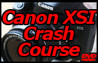Canon Rebel XSi DVD Training Guide Tutorial Lessons XTi