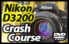 Nikon D3200 Training Tutorial Video Manual