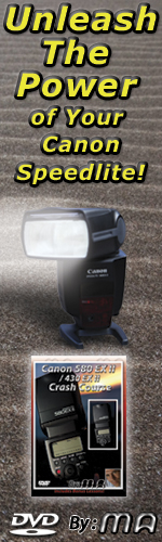 Canon Speedlite DVD