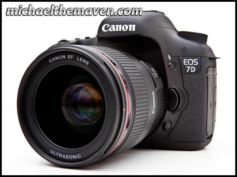 canon 7d vs canon 5dii is full frame worth 1000