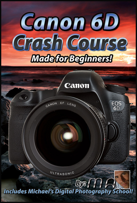 Canon 6d Training Video Tutorial Download Manual Michael Andrew