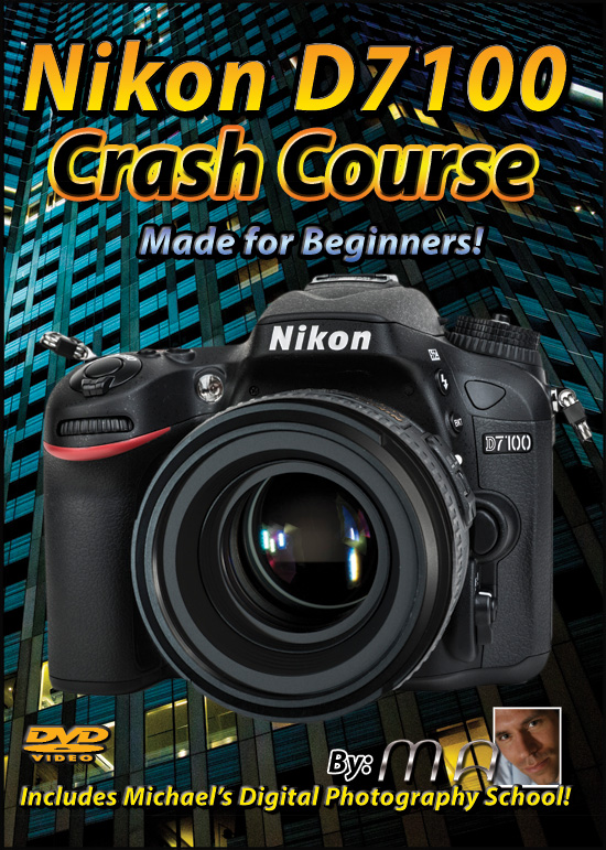 nikon d7100 training tutorial video manual download michael andrew rh michaelthemaven com nikon d7100 instruction manual pdf nikon d7100 user manual