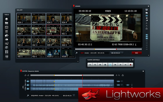 Lightworks Video Editing Software Michael Andrew Photography Blog