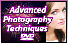 Advanced Photography Techniques Lessons DVD